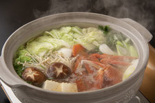 カキ土鍋蒸