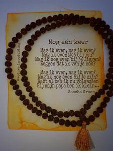 Gedicht Nog één keer - Weduwe in Opleiding - Sascha Groen