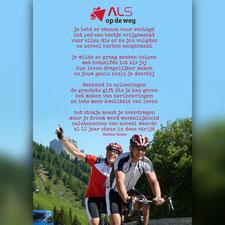 Gedicht ALS op de weg - Weduwe in Opleiding - Sascha Groen