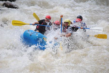 Sarapiqui River - Rafting Tour
