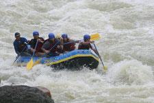 Sarapiqui Rafting - Class III & IV