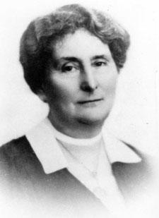 La comtesse Albert de Meeûs