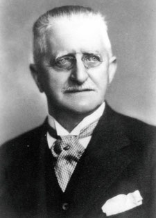 Le comte Albert de Meeûs