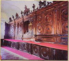 Duomo: Sacrestia - Armadio - 1700