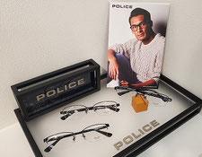 POLICE薄型レンズ付き23,100円 紫波ナックス店