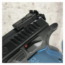 Breite Sicherung für CZ Shadow 2 Tactical Sport