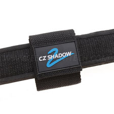 ipsc belt loop gürtelschlaufe ipsc rig cz shadow 2 logo