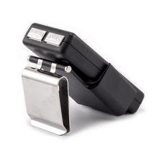 gürtelclip für ced 7000 shot timer belt clip