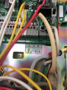 11・12のタイマー入力端子に接続