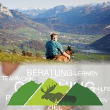 Auszeit auf der Alp, Persönlichkeitsentwicklung, Ronald Kalbermatten
