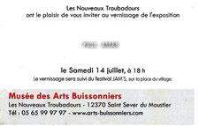 Saint Sever du Moustier 2012