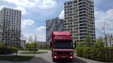 KDS Logistik Unternehmensumzüge Deutschland und Europaweit
