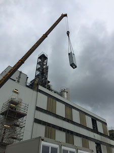 KDS Logistik Maschinentransporte Schwerguttransporte Fahrzeugtransporte Schwerlastgüter Tresore