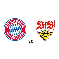 FC Bayern gegen VfB Stuttgart Tickets