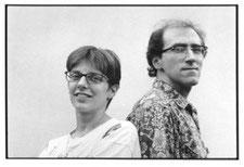 Cyndi Moran & Eric Scholl