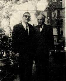 Domenico Marino con Todeschini