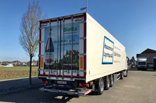 Lebensmittel Transport Lebensmitteltransport Hygienetransport Pharmatransport