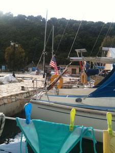 Boot aus Washington