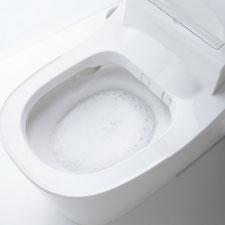 Panasonicトイレ アラウーノ 激落ちバブル