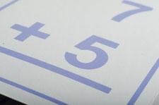 公文の算数プリント