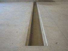 鉄製溝蓋の設置:工事前写真