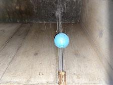 工場の漏水調査:工事後写真