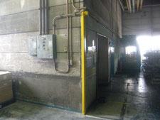 保護アングルの修理:工事後写真