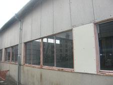 外壁と雨樋の修理:工事後写真