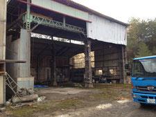 庇の解体撤去:工事後写真