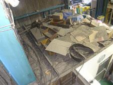 中空収納棚の新設:工事前写真