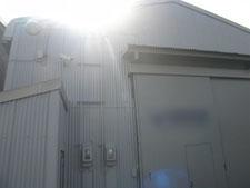 外壁スレートの塗装:工事後写真