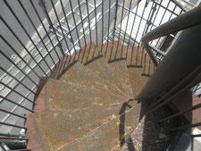 踏み面ゴム板の撤去処分作業:工事後写真