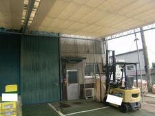 収納棚の解体撤去:工事後写真