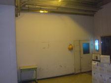 門番の新設:工事前写真