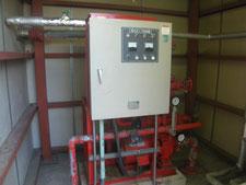 呼水槽の取り替え:工事後写真