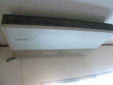 エアコン改修工事:工事前写真