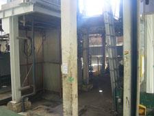 鉄骨階段の解体撤去:工事後写真