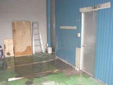 立体駐車場の解体撤去:工事後写真