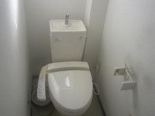 事務所トイレの入れ替え:工事前写真