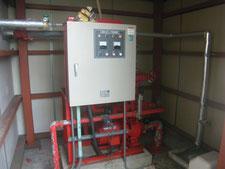 呼水槽の取り替え:工事前写真