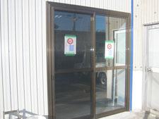 引き違い扉に取替:工事後写真