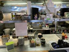 厨房出入口の新設:工事前写真