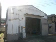 外壁スレートの塗装:工事前写真