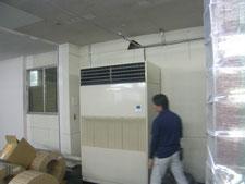内壁改修:工事中写真
