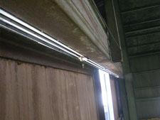 ハンガードアの修理:工事後写真