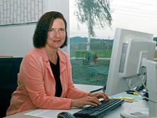 Birgit Ludin - Deine Ansprechpartnerin für Lehrstellen bei Kälte Klima Grässlin