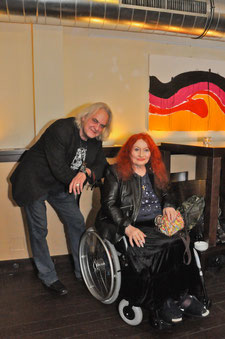 Hnasi und Fritz Oesterlein in der Esskultur 2012