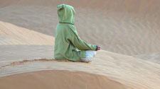 Wüsten-Stille-Retreat