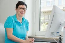 Elke Wilhelm, Praxismanagerin