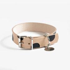 hundsoadli Halsband aus Leder